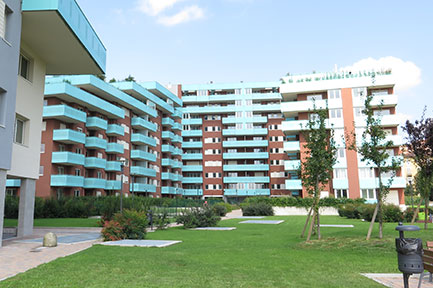 HOUSING COMPOUND IN TURIN - ITALY