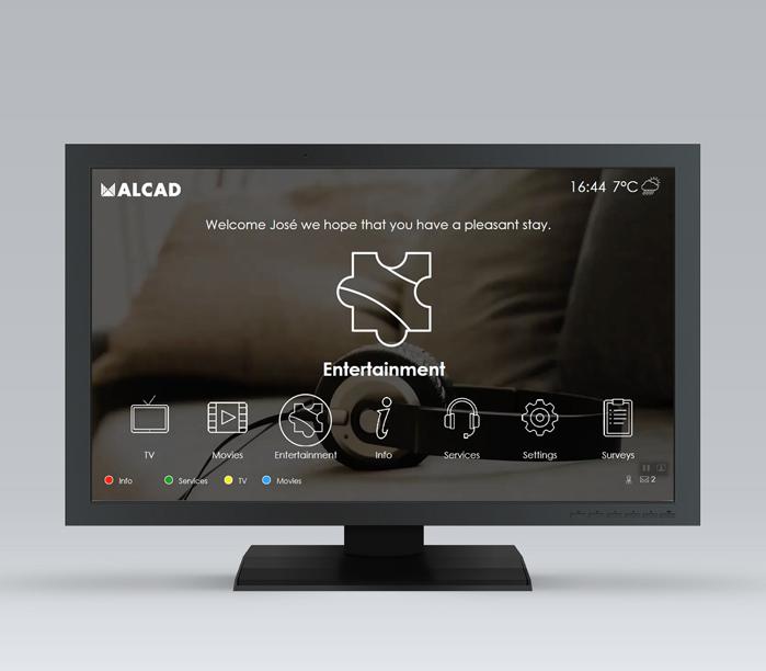 IPTV Hospitality, la solución de TV más rentable del mercado