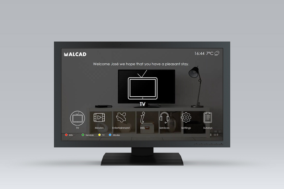 The new MULTIMEDIA IPTV solution by ALCAD