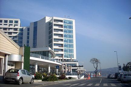Grand Tarabya Hotel. TURKEY
