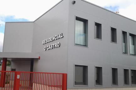 O CASTRO RETIREMENT HOME (Castroverde - Lugo)