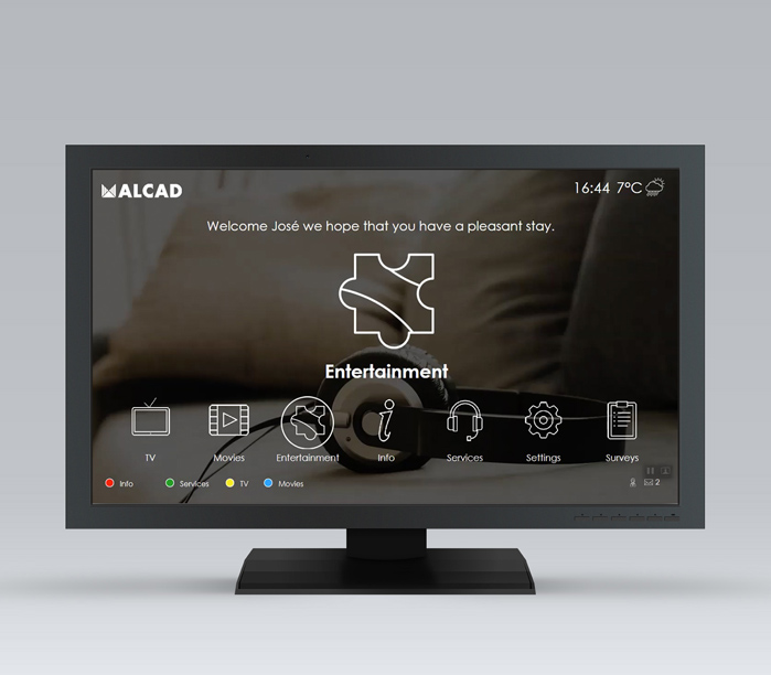 IPTV Healthcare, la solution de TV plus rentable et simple