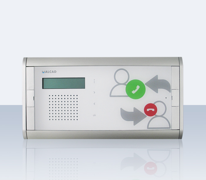 ACCUROrefugium, 100% SIP intercom solution for buildings