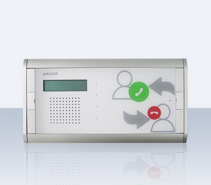 ACCUROrefugium, la solution d'intercommunication des refuges et salles de bains 100% IP
