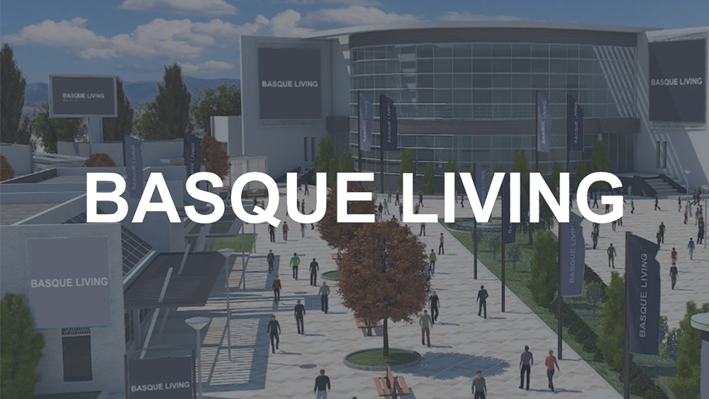 Success of the BASQUE LIVING virtual fair for architecture and engineering studies, with more than 1,000 visitors