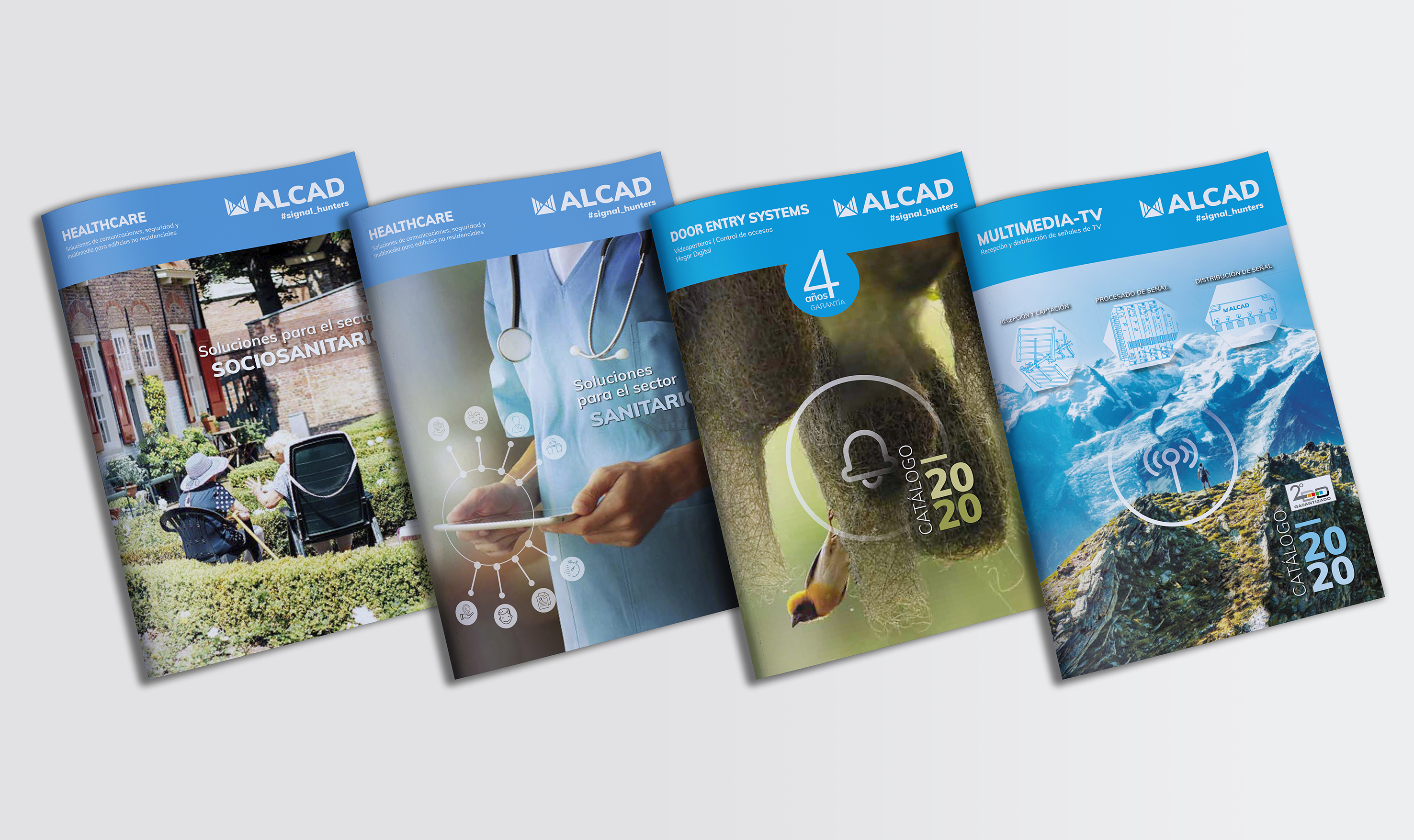2020 is here and full of news! Find more about our new short form catalogues