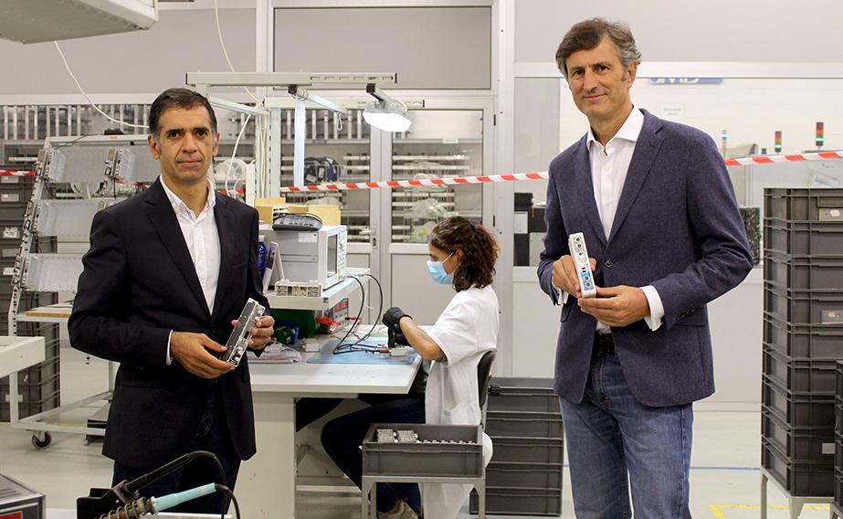 2 millions de familles en Espagne peuvent regarder la télévision en clair grâce aux solutions pour le deuxième dividende numérique d'ALCAD