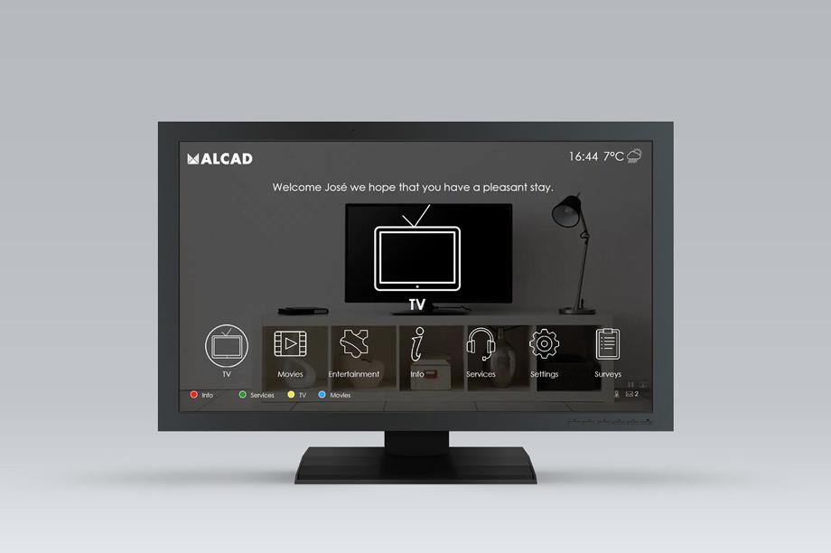 Les presentamos la nueva solución MULTIMEDIA IPTV by ALCAD